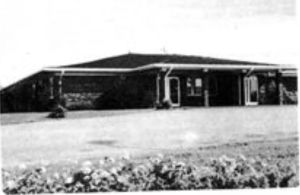Lillian Fraser Memorial Hospital in 1968