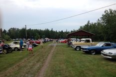 Annual Car Show at Nelson Park