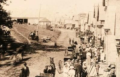 Main Street, Tatamagouche ~ 1900